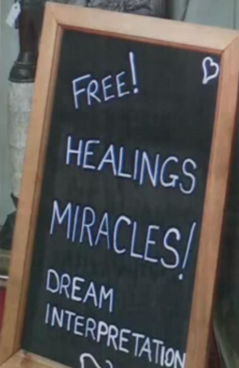 Free Healings Miracles
