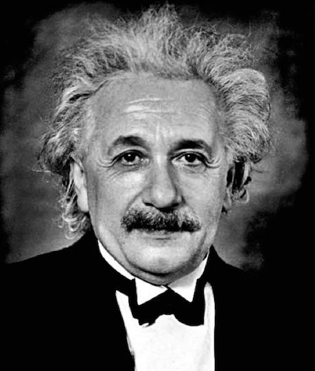 Albert Einstein 1935